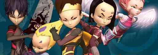 Code Lyoko Social Game ouvert à l'international